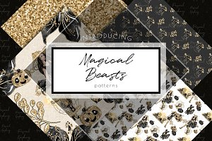 Magical Beasts, Halloween patterns