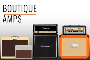 Vector Boutique Guitar Amps
