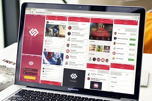 Social UI Creationz (full)