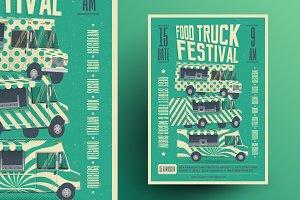 Street Food Truck Festival