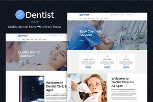Dentist Dental Clinic Medical Theme