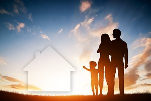Family dream about new house