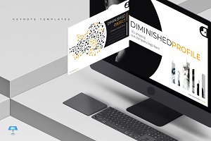 Diminished - Keynote Template