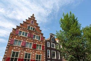 Canalhouse on the Sint Olofssteeg