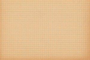 Vintage Grid Paper - High-Res Scan