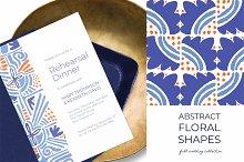 Floral Shapes | Wedding Suite