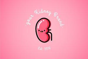 The Kidney Logo
