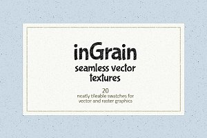 inGrain seamless vector textures