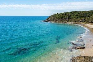 Noosa National Park beach