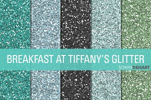 Breakfast at Tiffany's Glitter