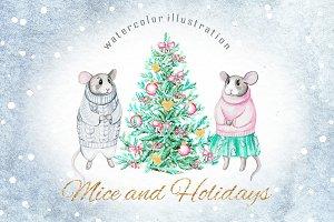 Mice & Holidays