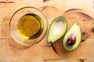Avocado oil.