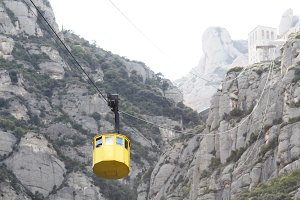 Cable way, Aeri