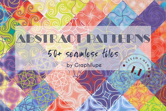 Abstract Patterns Vol. 1.1