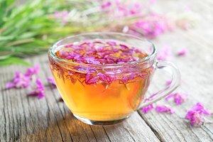 Fireweed healthy tea.