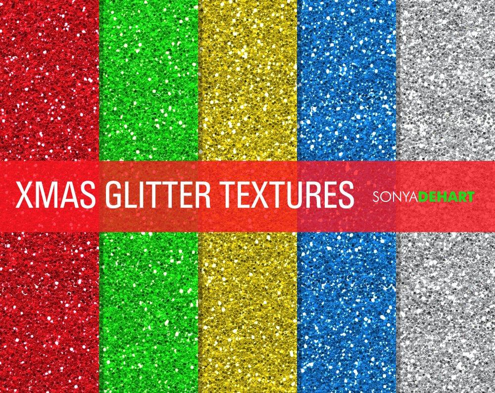 christmas glitter textures textures creative market