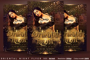 Oriental Night Flyer