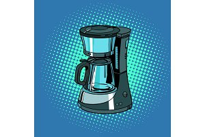 coffee machine, kitchenware