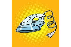 iron, home appliances