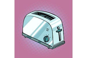 toaster, kitchen equipment