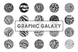 Graphic galaxy: Part 1