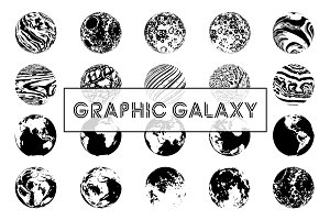 Graphic galaxy: Part 2