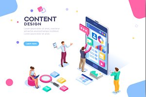 Content Design for Mobile Interface