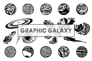 Graphic galaxy: Part 3