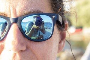 iReflection of the photographer