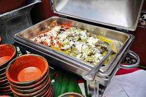 National Mexican food