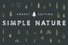 Simple Nature: Forest Edition