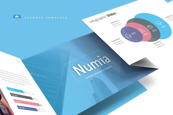 Numia - Keynote Template
