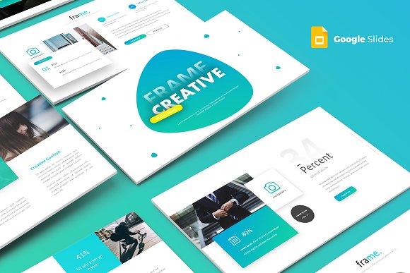 Frame Creative-Google SlidesTemplate