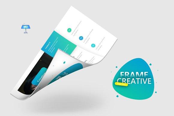 Frame Creative - Keynote Template