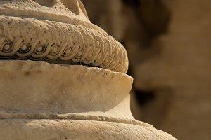 Greek Ionic Columns 4