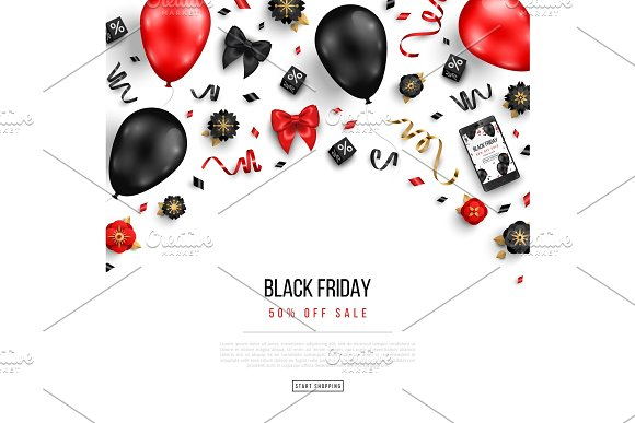 Black Friday with Elements