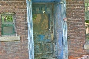Industrial Doorway