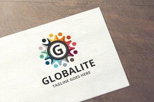 Letter G - Globalite Logo