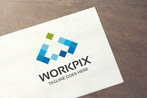 Workpix Logo