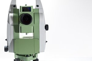 Electronic Electronic theodolite for