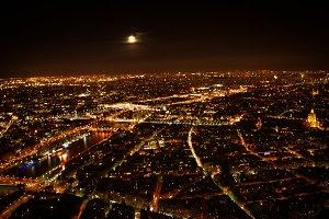 Night at Paris