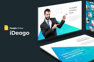 iDeogo - Google Slides Template