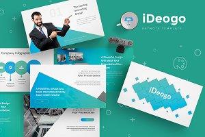 iDeogo - Keynote Template