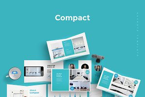 Compact - Keynote Template