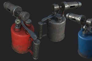Old Blowtorch PBR