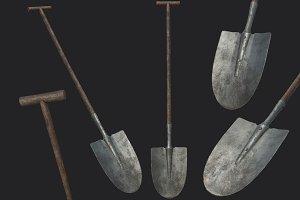 Old Shovel PBR