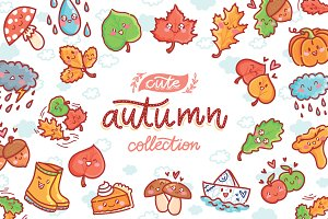 Cute Autumn Collection
