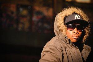 Male Rapper Model