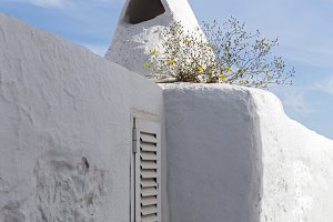 ibiza white wall