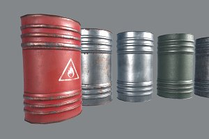 Barrels Collection PBR